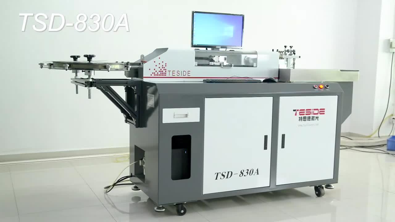 Multi-Functions Auto Blade Knife Bending Machine TSD-830A