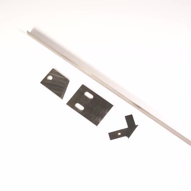Pelletizers knife