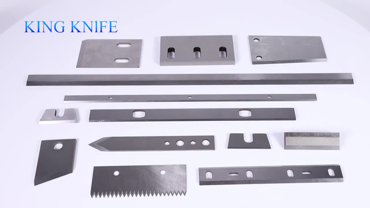 Straight knife